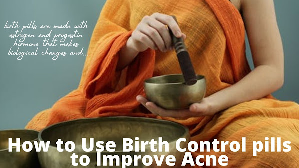 birth pills for acne treatment