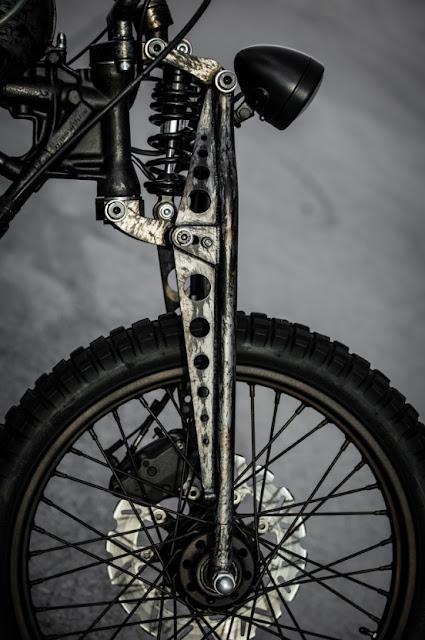 Harley Davidson By Freakie Motorcycles Hell Kustom
