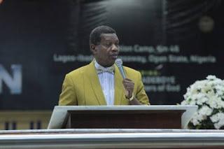 BREAKING: Adeboye Calls For Prayers As Gunmen Kidnap Five RCCG Pastors