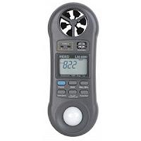 Jual Anemometer Lutron AM-8000A 4 in 1 Harga Murah Call 08128222998
