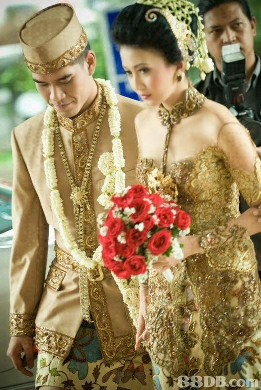 Foto Kebaya Pengantin: Kumpulan Foto Model Baju Kebaya Untuk Pernikahan