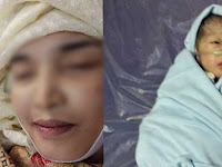 Wajah Ibu Meninggal ini Masih Tersenyum Setelah Lahirkan Anak Kedua, Kisahnya Bikin Haru..