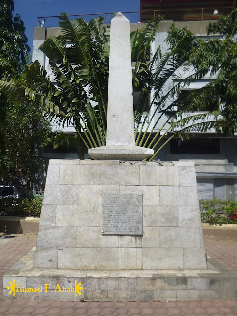 Marker for Rajah Humabon in Cebu City