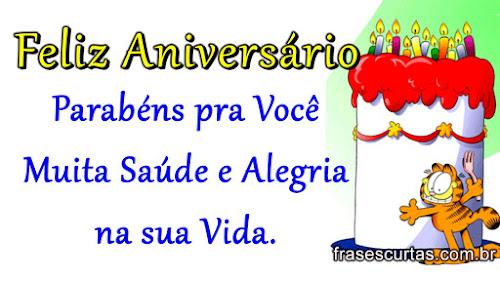Frases Bonitas De Feliz Aniversario: Imagens Bonitas De Feliz Aniversário