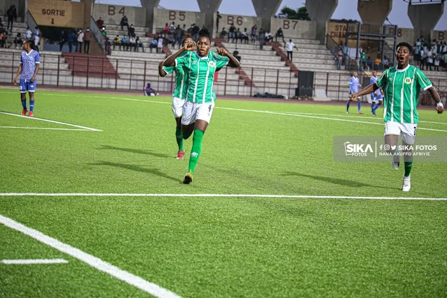 Hasaacas Beat Rivers Angels 3–1 to Complete Historic Treble