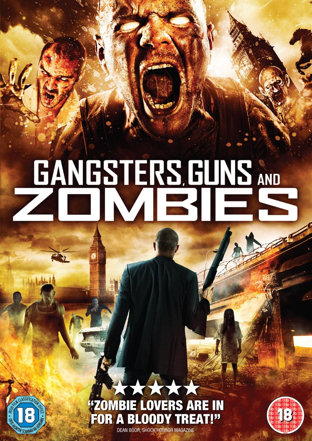 Watching The Dead: Gangsters, Guns & Zombies - review