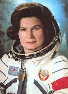 Valentina Tereshkova | Primera Mujer en el Espacio