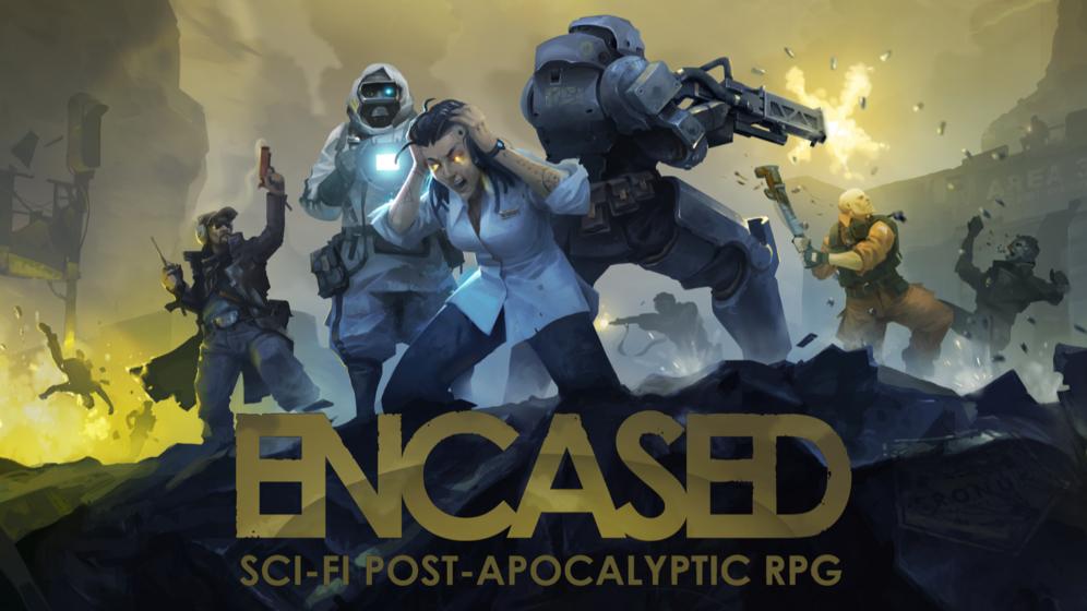 Encased: A Sci-Fi Post-Apocalyptic RPG Walkthrough - Game Guide