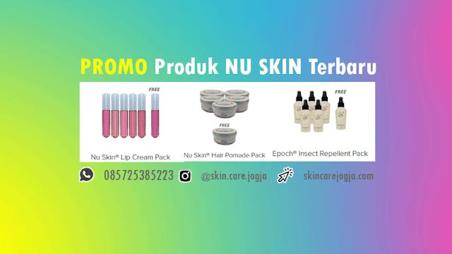 Promo Nu Skin Produk Terbaru Oktober 2020