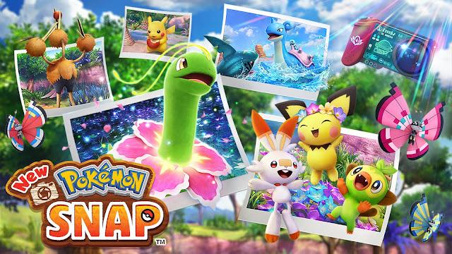 Análise: New Pokémon Snap (Switch) ressuscita com maestria um clássico perdido no tempo
