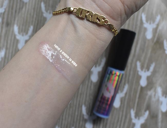 Aceite para labios Lip Oil #thisiseverythig de Nyx - 003 Sheer Lavender