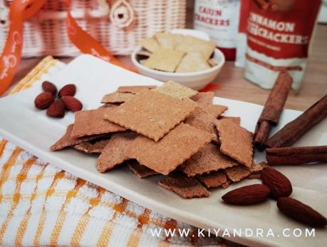 Crackers Camilan Sehat