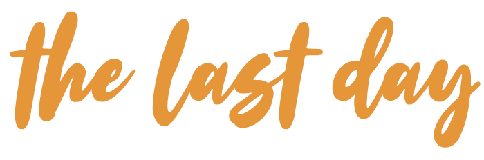 The Last Day Font