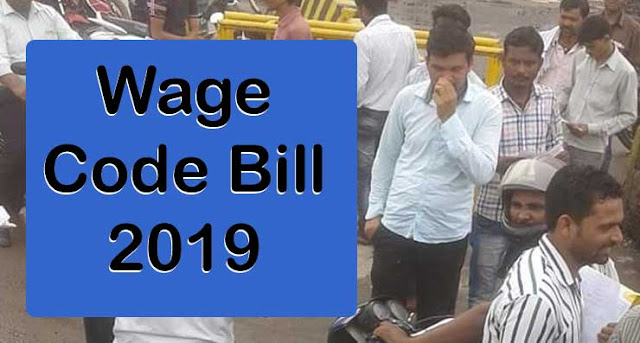 Wage Code Bill 2019, Modi Govt, Minimum Wages