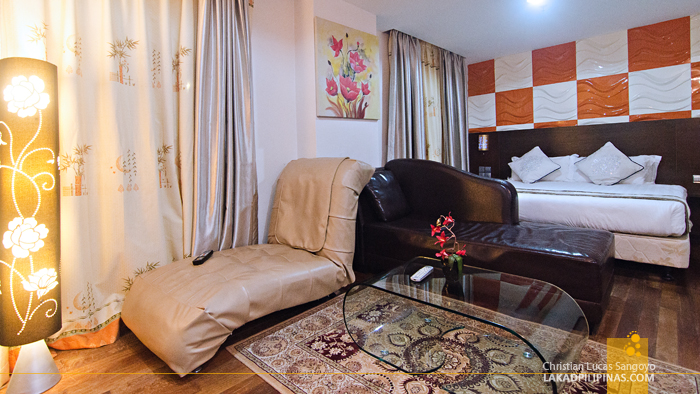 Hotel Bahagia Room Langkawi