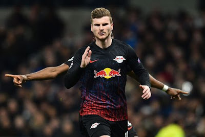 Transfer News; Werner 'removed' from RB Leipzig's Champions League squad