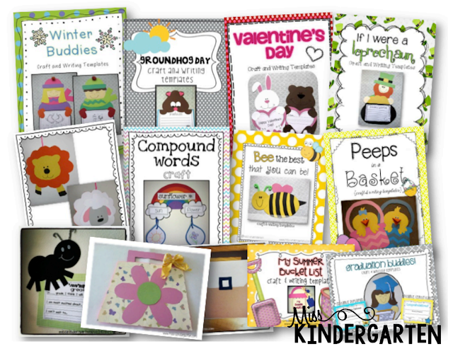 https://www.teacherspayteachers.com/Product/Crafts-for-the-Year-Mega-Bundle-1589254