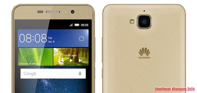 Rom cứu máy cho Huawei Y6 Pro (TIT-AL00) (MT6735)