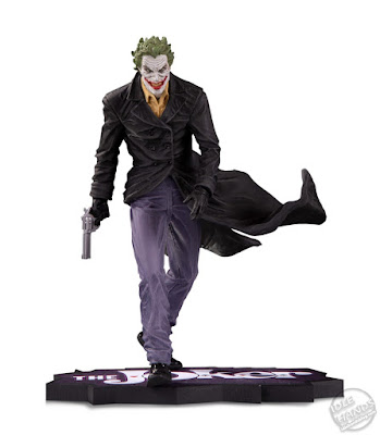 Toy Fair 2020 DC Direct Lineup The Joker Statues
