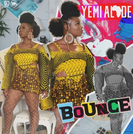 Yemi Alade - Bounce