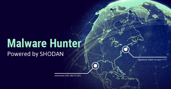 Malware Hunter — Shodan's new tool to find Malware C&C Servers