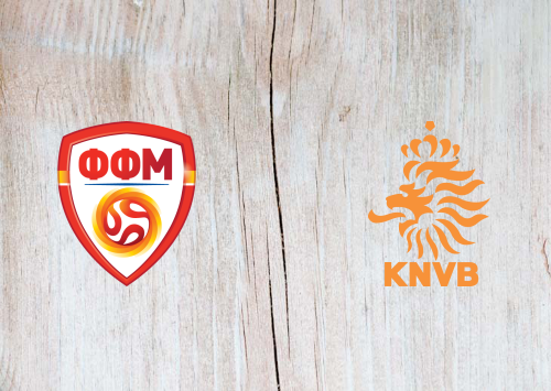 North Macedonia vs Netherlands -Highlights 21 June 2021