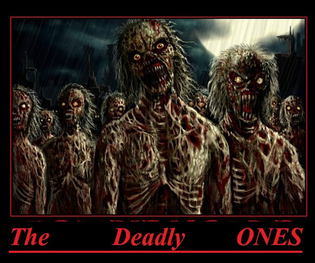 Scary Stories - The Deadly Ones