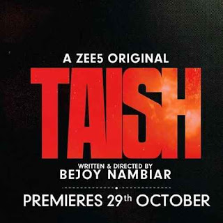 Taish Movie Poster