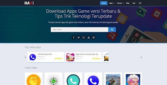 5 Situs Tempat Download fouad WhatsApp 8.35 Terbaru