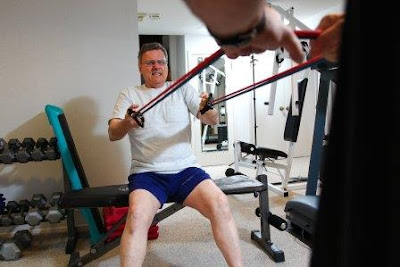 Cardio Fitness Tips for Old Aged Person
