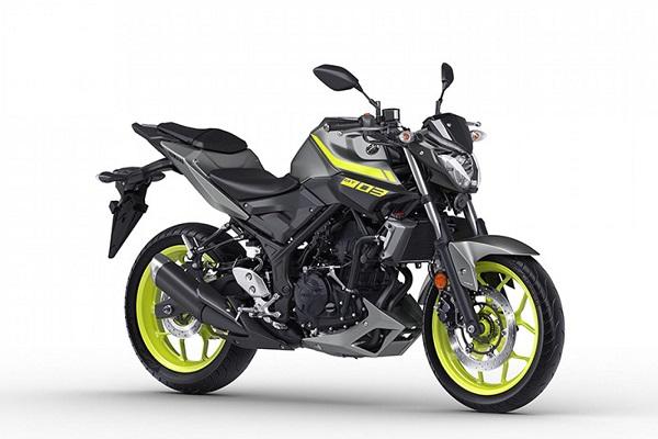 Ficha Técnica Yamaha MT 03 (2019)