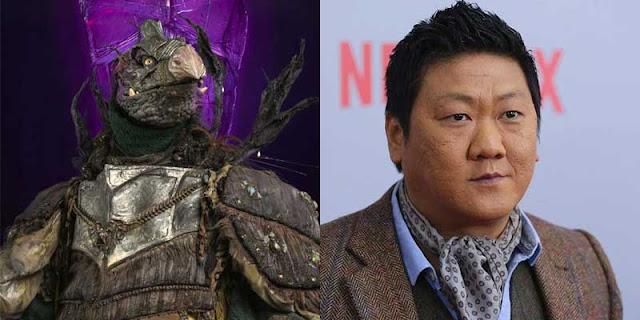 Benedict Wong es El General en 'Cristal Oscuro: La era de la Resistencia'