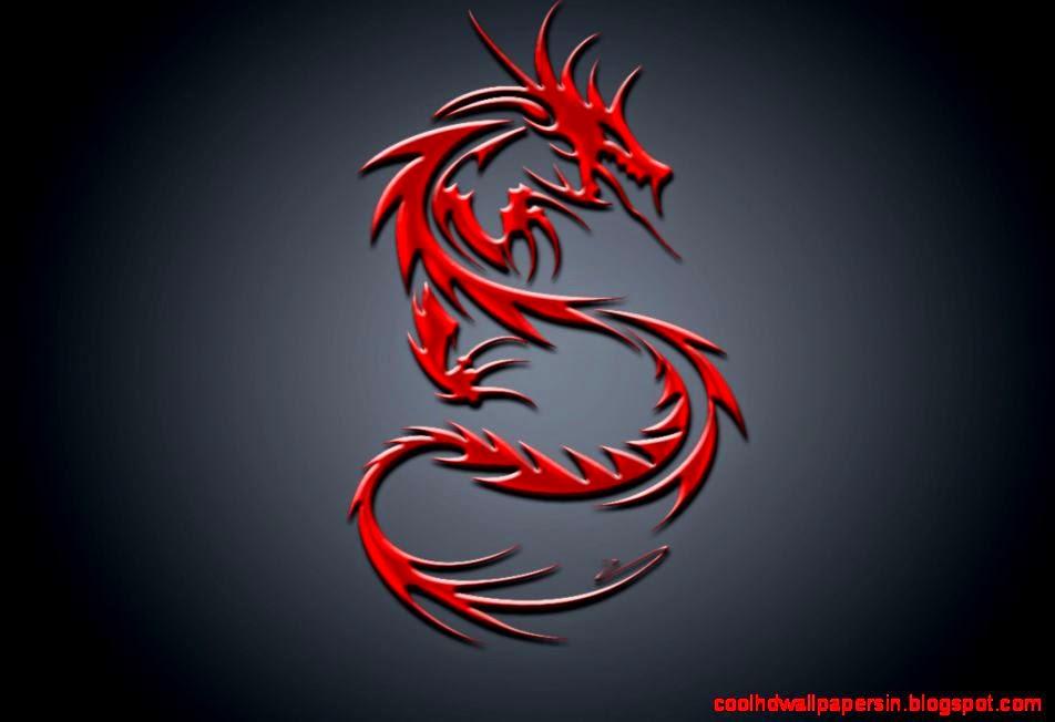 tribal dragon wallpaper by - photo #25