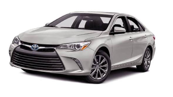2018 Toyota Camry Hybrid MPG