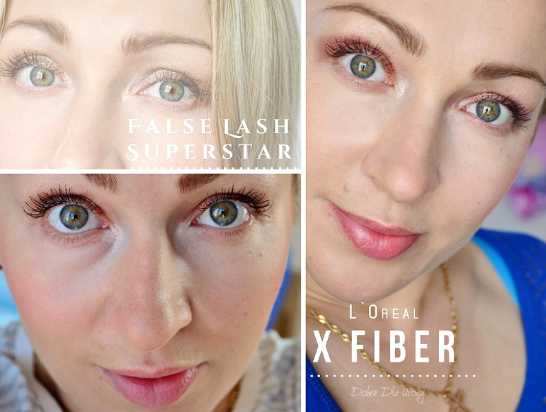 Maskara False Lash Superstar X FIBER  L'Oréal Paris