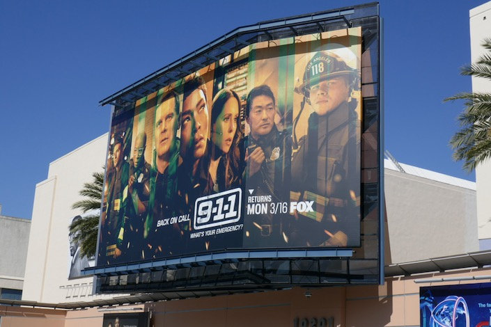 9-1-1 season 3 part 2 billboard