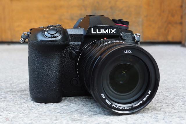 Kamera Mirrorless Baru Panasonic G9