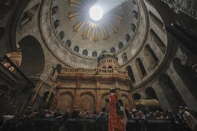 Έκθεση: «Πανάγιος Τάφος: Το μνημείο και το έργο»