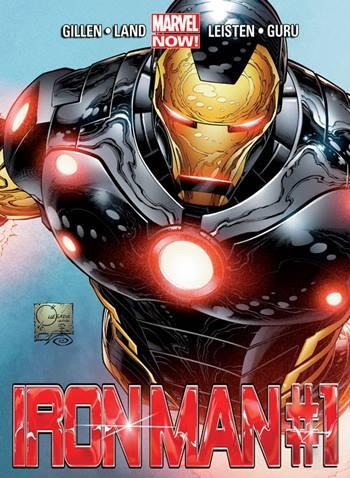 Iron Man es un superhéroe de Marvel Comics