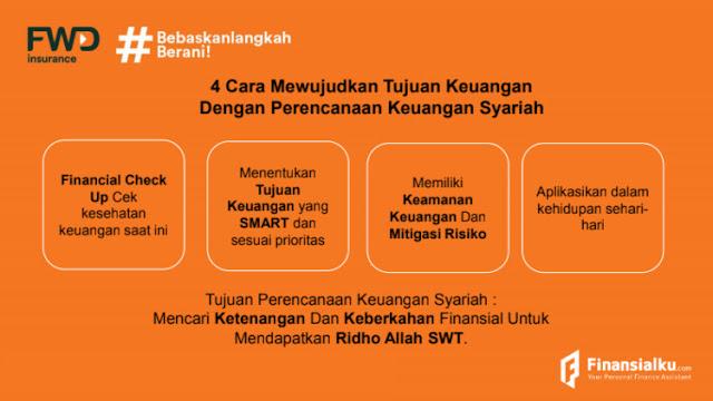 cara mewujudkan tujuan keuangan dengan perencanaan keuangan syariah