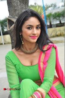 Actress Pooja Sri Pictures at Dandiya Navrang Utsav 2016 Curtain Raiser Event  0101