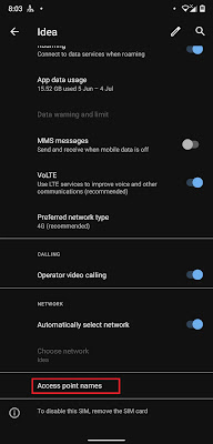Use a Gaming APN to reduce ping in pubg mobile
