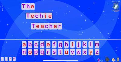 5 Digital Alternatives to Letter Tiles & Letter Magnets
