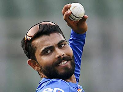 top bowler Ravindra Jadeja hd wallpaper