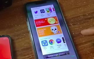 Cara Screenshot Panjang Oppo A3S