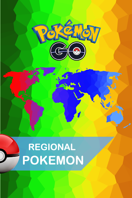 Regional Pokemon May 2019