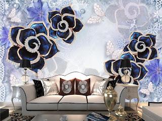 Jual Wallpaper Dinding Di Cikupa