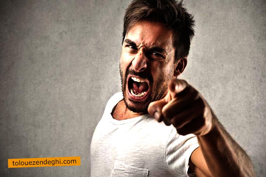 کنترل خشم در ترک اعتیاد