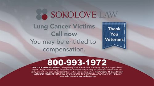 Image Sokolice Law Mesothelioma Commercial