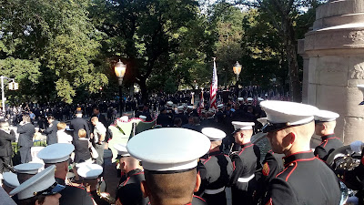 Fireman's Memorial 9/11